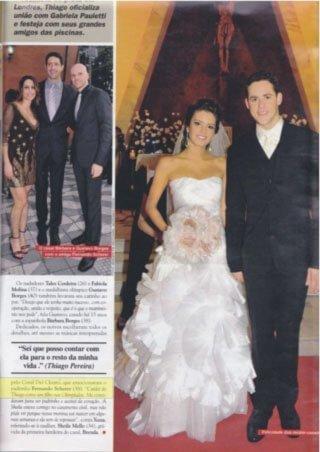 Casamento Thiago Pereira