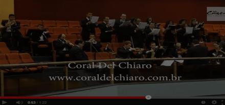Vídeos de música com coral para casamento evangélico