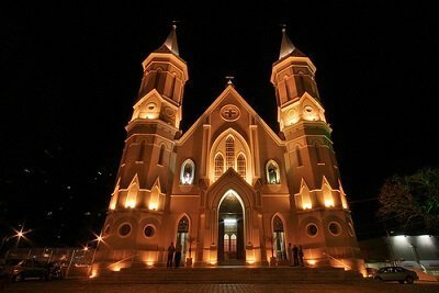 Igreja Bom Jesus do Cabral