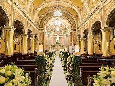 Igreja Santa Terezinha do Menino Jesus - Batel