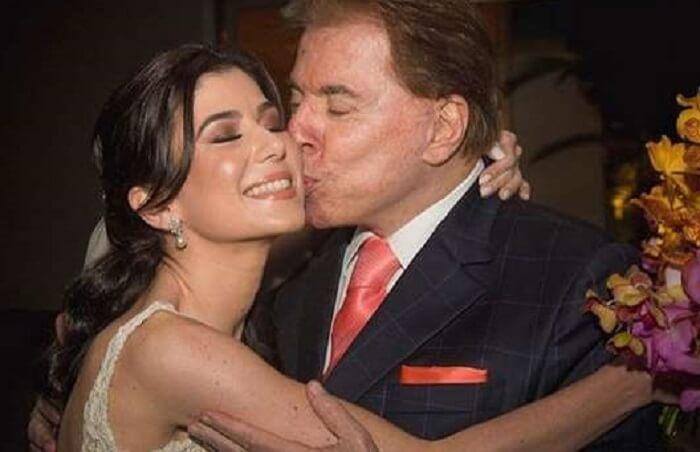 Casamento Renata Abravanel - Caçula do Silvio Santos