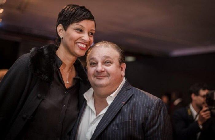 Casamento Rosângela Menezes e Erick Jacquin