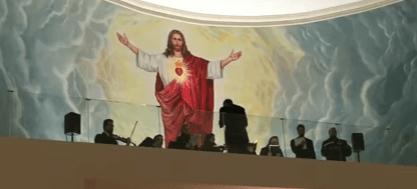 Coral e Orquestra para Missa de Sétimo Dia