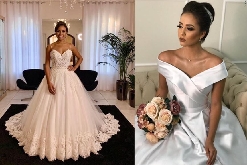 vestidos de noiva para se casar