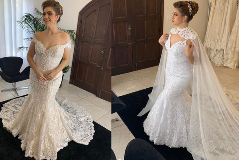 Dúvidas quanto ao vestido de noiva? acompanhe 4 dicas