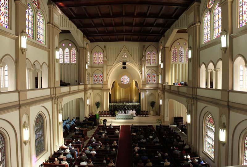 Casamento Catedral Evangélica em São Paulo