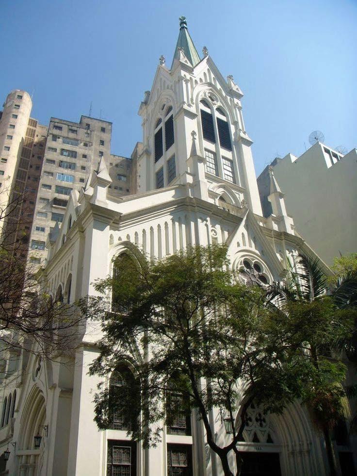 Catedral Evangélica em São Paulo