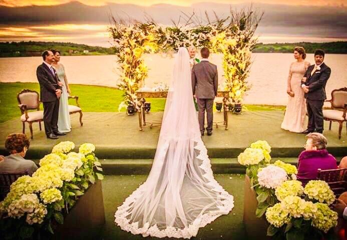 Casamento luz do dia