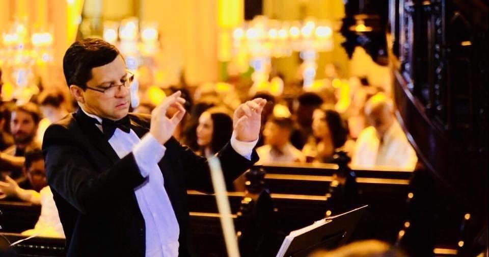 maestro Gil Gonçalves