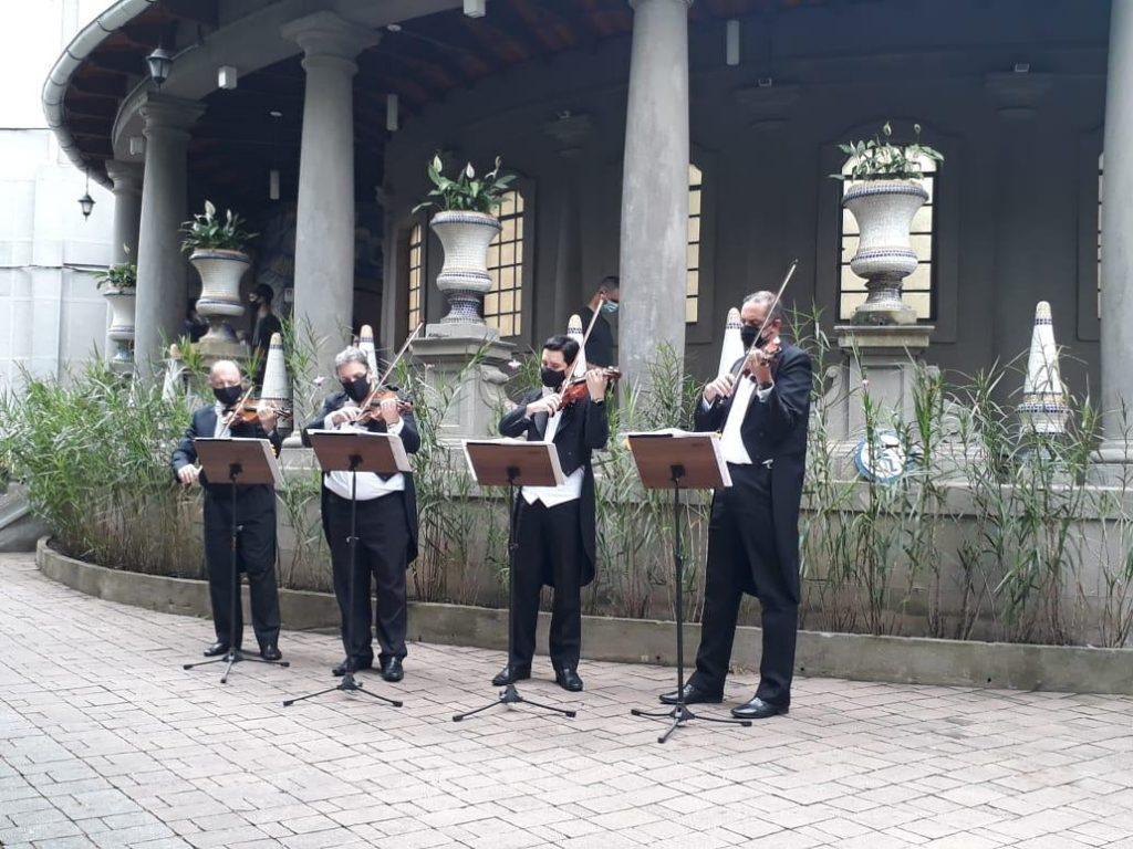 Procurando músicos para evento corporativo em SP?